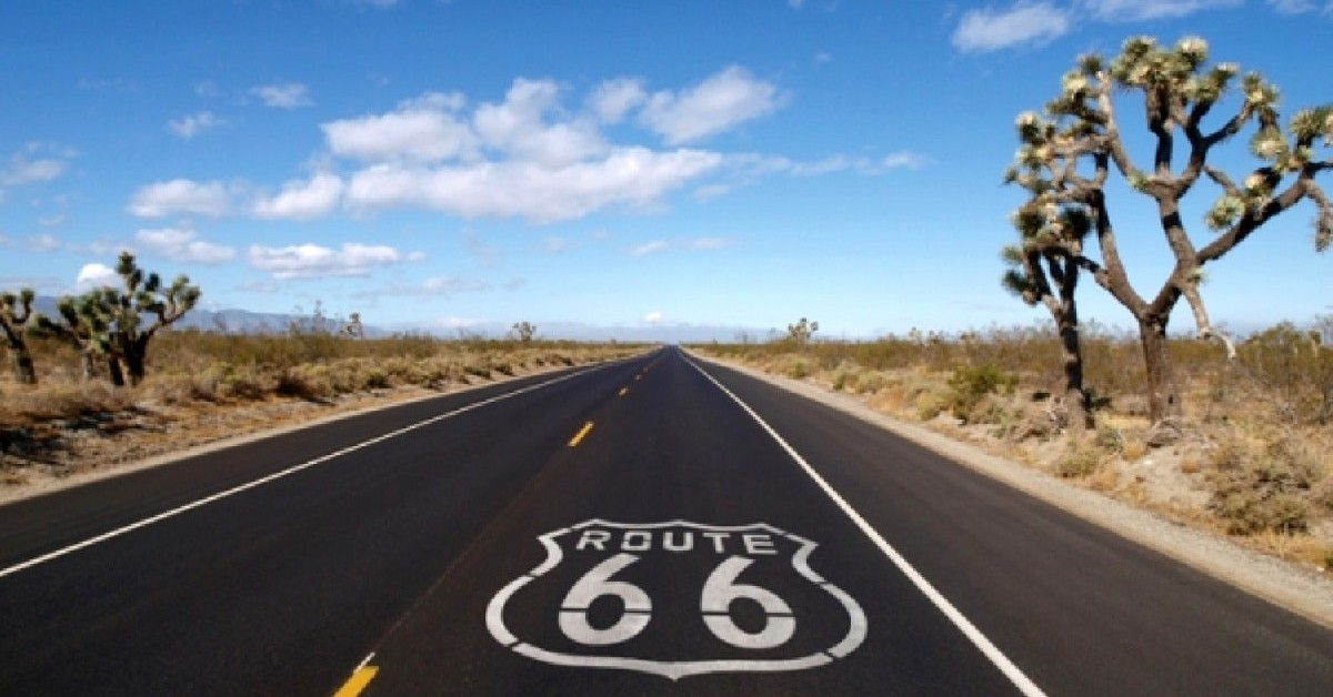 Route 66 - California Speeding Tickets