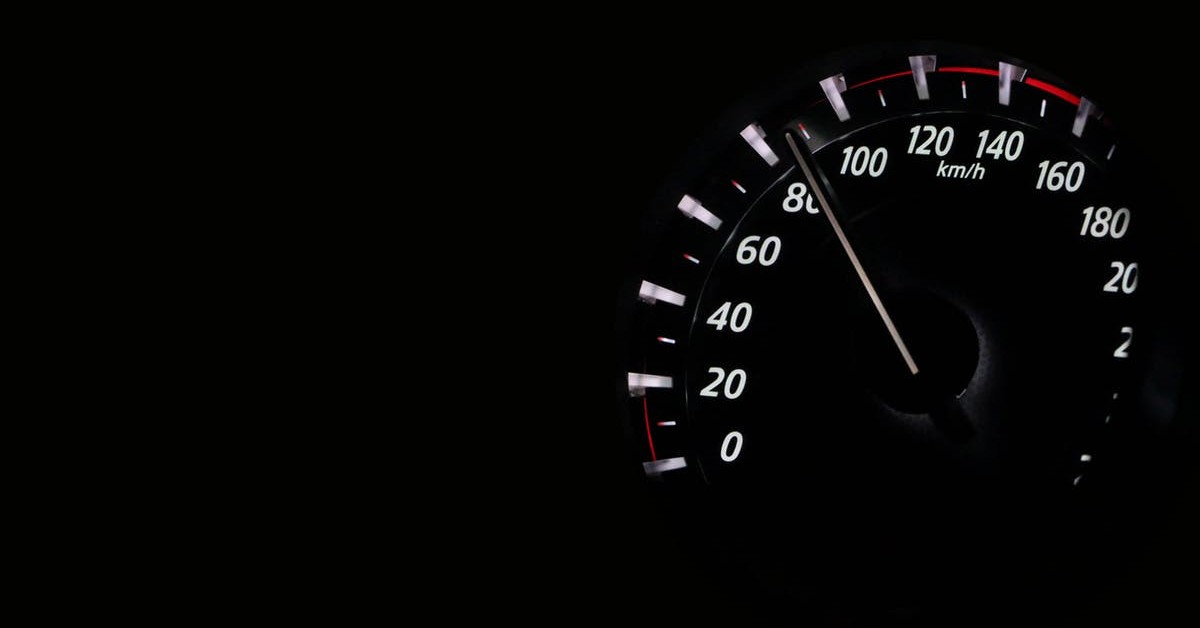 Speeding Ticket Cost in California